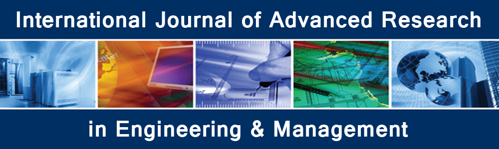 International Journal of Advanced Research in Engineering